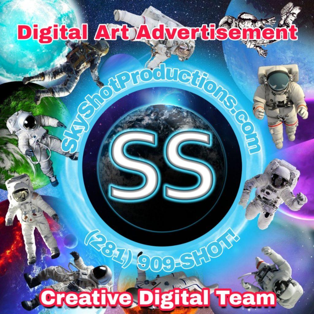 Digital Art and Creative Teams