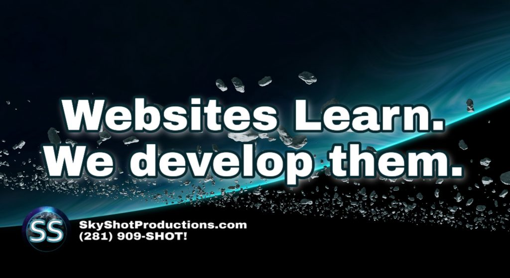 Website designers for learning and developing business