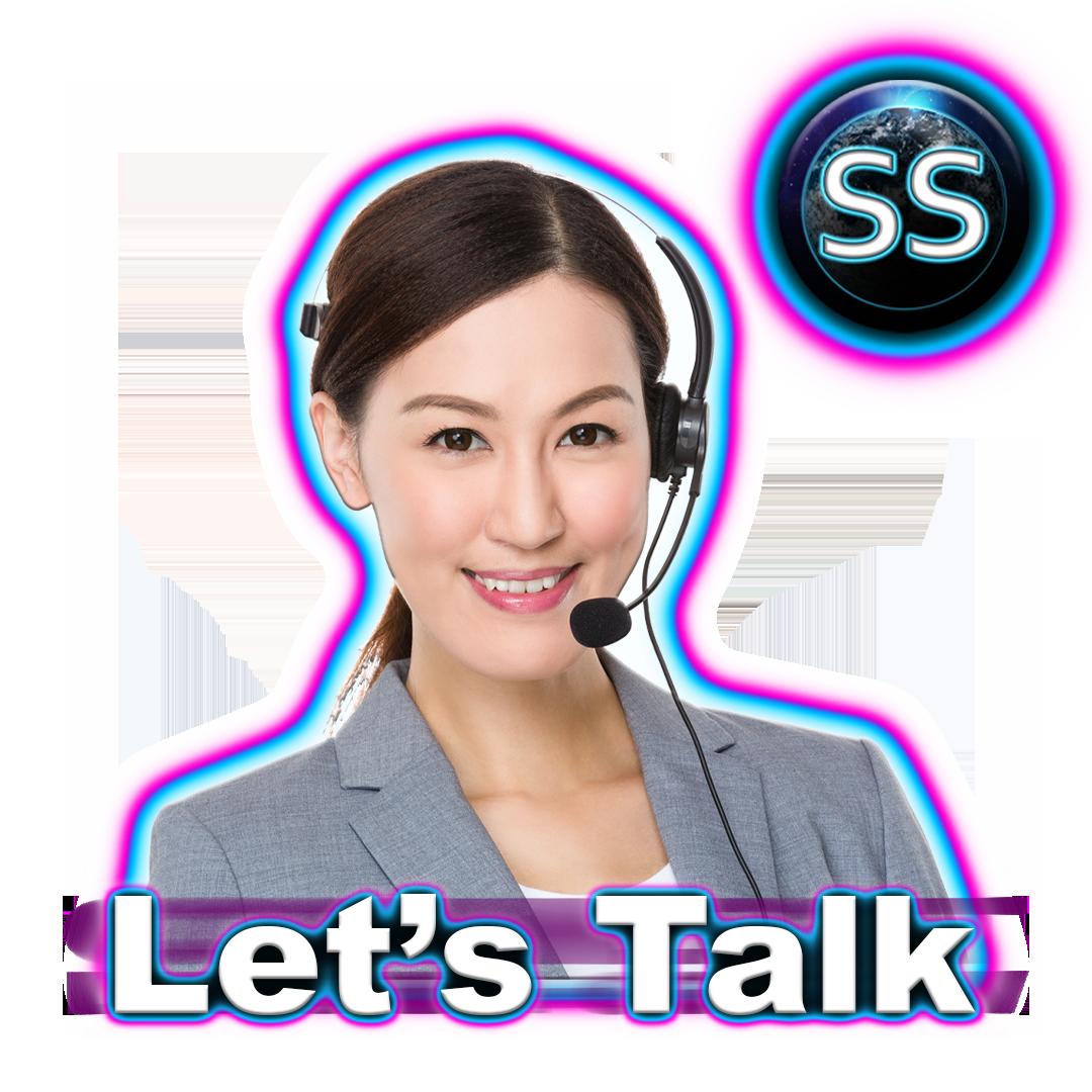 Let's talk with digital designers at skyshot digital design, website, online marketing, web content, print design, business 3 sqr