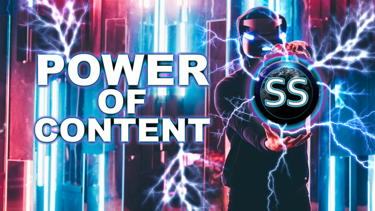 power of content with skyshot digital design, website, online marketing, web content, print design, business 3