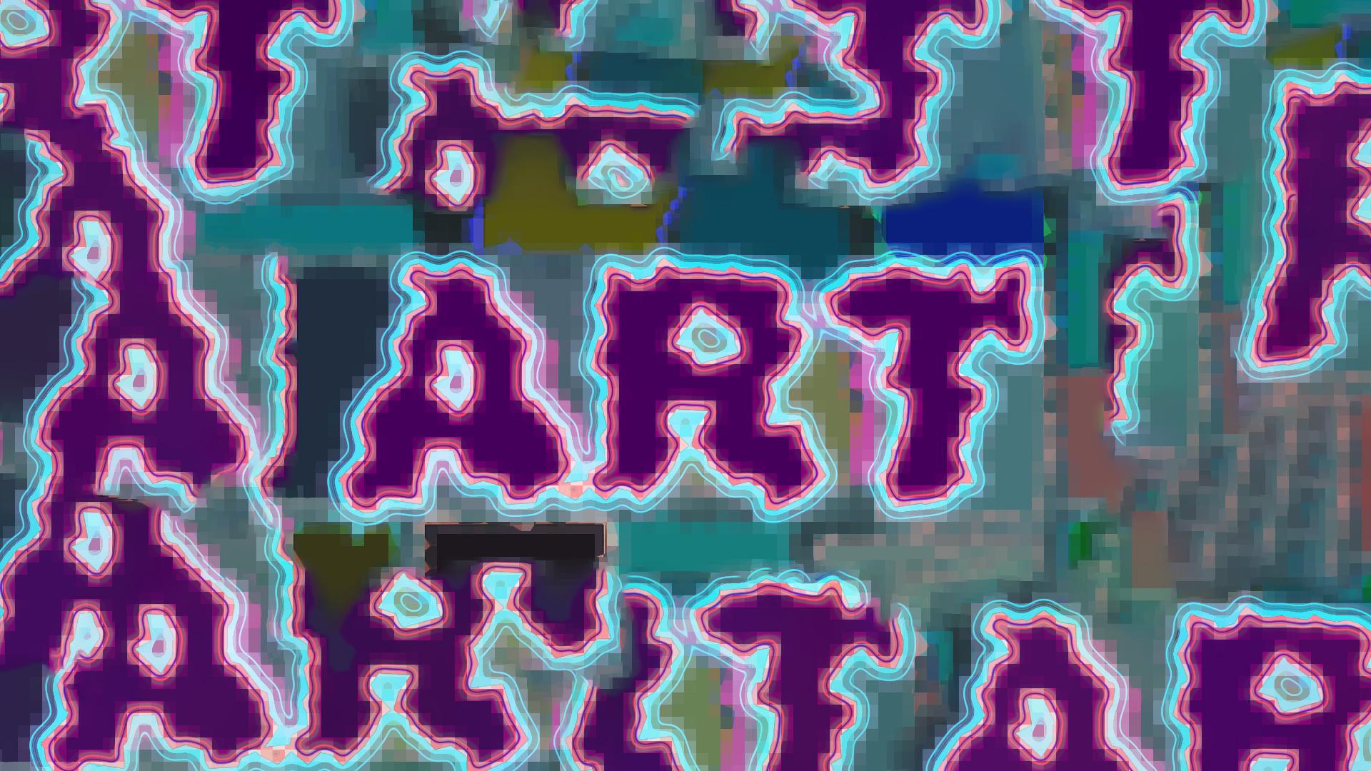Art Break Glow Edge Blast by Alex Flores